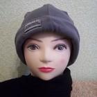 Большая флисовая шапка от Takko Fashion Германия