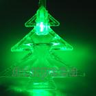 «Ёлочка», зеленая, 3 м, Акция! светодиодные LED гирлянды LEMMING Party