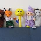 Набор для кукольного театра Колобок