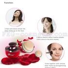 Виброспонж для профессионального макияжа дома