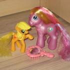 My little Pony пони Hasbro в рюкзачке