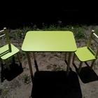 Детский столик 50х70 с двумя стульчиками от производителя