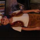 Продам маскарадный  новогодний костюм собачки (Собачка) меховой