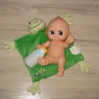 Кукла пупс кьюпи Kewpie 19 см с аксессуарами