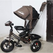 Велосипед Тилли Камаро Т-362 Tilly Camaro фара, надувные колеса