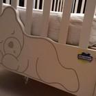 Продается Кроватка в подарок итальянский матрас Pali.наматрасник,простынь и одеяло детское
