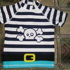 пиратская футболка для купания F&F 4-5 лет