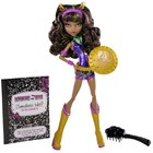 Новая в наличии! Кукла Monster High клодин вульф - серия супер герои Mattel!