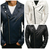 Мужская стильная куртка косуха