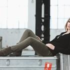 Модные брюки карго «дудочки» от Tchibo, Германия - разные размеры