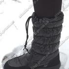Зимние женские сапоги ботинки дутики Эва пенка