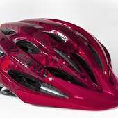 Giro Verona женский подростковый велосипедный шлем велошлем каска красный