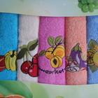 набор кухонных полотенец  Турция