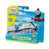 Thomas the Train Take-n-Play  Генри и Спенсер  говорящий