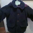 Теплое пальто для маленького джентельмена