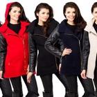 Пальто женское зимние ,зимний молодежний плащ