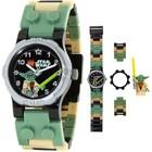 """Наручные часы Lego с минифигуркой """"Йода"""""""