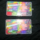 Резиночки для плетения браслетов  Rainbow Loom Mini 600 шт
