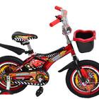 Мустанг Пилот Тачки  с корзиной 12  18  детский велосипед Mustang Pilot