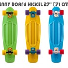 Скейтборд/скейт лонгборд Penny Board Nickel скейтборд логборд penny board nickel 27 (пенни борд)