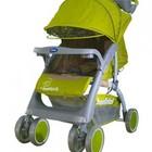 Детская прогулочная коляска bambini neon