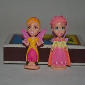 Редкие микро мини фигурки человечки куклы куколки феи
