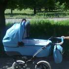 Детская универсальная коляска 2 в 1
