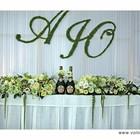 Сказочное оформление вашей свадьбы в эко стиле. Прокат реквизита, декора.