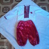 костюмчик на мальчика  украинский скидки 150грн