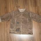 дубленка - пальто на мальчика