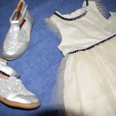Туфли босоножки праздничные новые