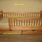 Кровать со съемными бортиками Карина (Арина) и ящиками