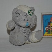 Оригинальный мишка медведь тедди Me to You Teddy больной carte blanche