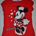 10 -11 лет 140 - 146 см Яркая модная фирменная футболка с Минни Маус Дисней Disney