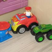 Набор машинок для мальчика