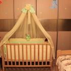 кроватка, матрас, балдахин, постель- 1950грн торг