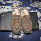 детские замшевые кроссовки