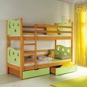 Двухъярусная кровать Jarek (Ярик)