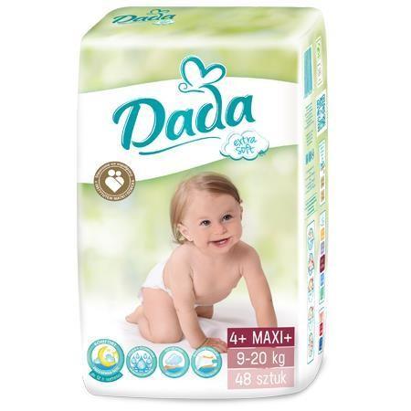 Подгузники dada extra soft памперсы дада екстра софт все размеры 2, 3, 4, 4+, 5, 5+ польша фото №4