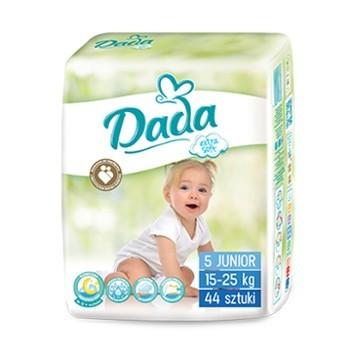 Подгузники dada extra soft памперсы дада екстра софт все размеры 2, 3, 4, 4+, 5, 5+ польша фото №5