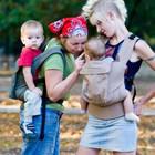 Эрго-рюкзак для малышей от 4 мес