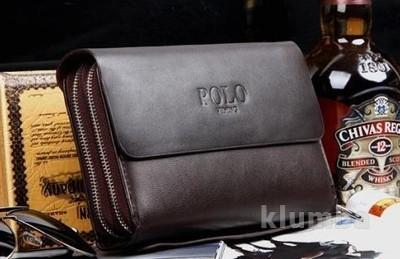 - Мужской кожаный клатч, барсетка POLO (5202637306).  Aukro.ua - наслаждайтесь безопасными покупками!