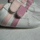 Пинетки кроссовки на маленькую модницу 3-6 мес.