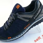 Туфли-кроссы Salomon black, gray NEW !!!