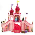 Замок Disney Спящая красавица с героями Аврора, Филипп, Малефисента