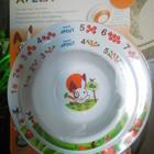 Большая и маленькая глубокие тарелки Avent  (Philips)