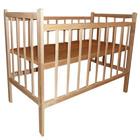 Кроватка детская КФ – Простая (только 2 положения дна)