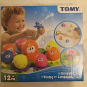 Игрушка для ванной Tomy Осьминоги 2756 NEW.