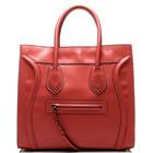 Женская сумка Celine Phantom коралловая. Точная копия оригинала. Интернет магазин VirnaRich.