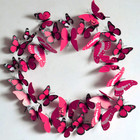 декор: бабочки на стену